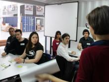 Dinàmica grupal en el procés de selecció del projecte Fit4jobs