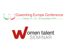 Doble cita: Women Talent Seminar i Conferència Europea de Coworking