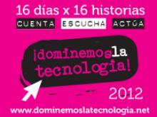 """Cartell de la campanya """"Dominem la tecnologia!"""""""