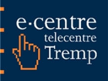 Logotip de l'e-centre Tremp