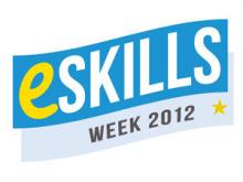 Logotip e-Skills Week 2012