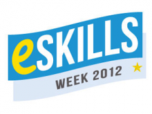 Logotip e-Skills Week 2012