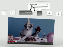 Editant un vídeo a Youtube