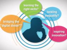 Concurs de vídeos per a joves: Education and Skills