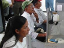 Imatge de participants de l'Asociación Conexión al Desarrollo de El Salvador
