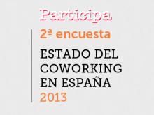 Enquesta de l'estat del coworking 2013