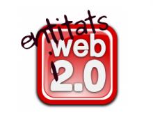 Logotip Entitats i web 2.0