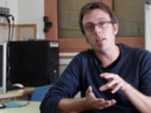 Entrevista a Frank Sabaté, mestre de l'Escola Projecte