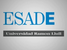 Logotip ESADE Universitat Ramon Llull
