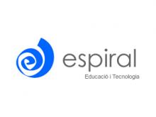 Logotip de l'Associació Espiral, Tecnologia i Educació