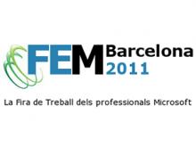 Logotip FEM Barcelona 2011