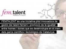 Promoció de la iniciativa fem.talent