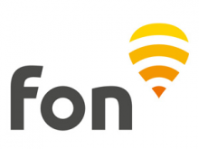 Logotip de FON