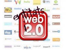 Logotip d'Entitats i web 2.0 de xarxanet.org