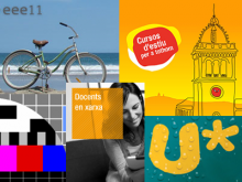 Imatges de diferents escoles i universitats d'estiu