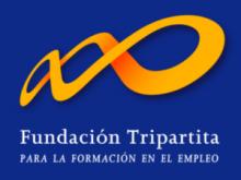 Logotip de la Fundación Tripartita