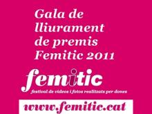 Anunci de la gala Femitic 2011
