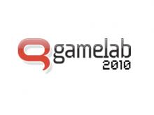 Logotip de Gamelab 2010