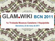 GLAM.WIKI BCN 2011