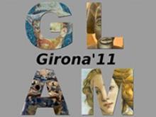 Logotip GLAMWIKI Girona 2011