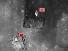 Captura de Google Moon