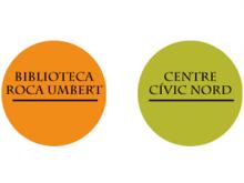 Biblioteca Roca Umbert i el Centre cívic Nord de Granollers