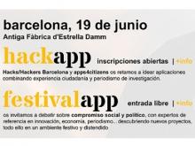El projecte apps4citizens organitza hackapp i festivalapp