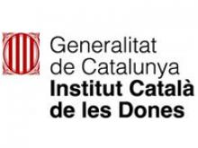 Logotip de l'Institut Català de les Dones