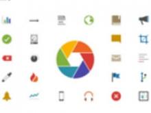 6 paquets de icones amb codi lliure per a utilitzar als teus projectes web