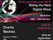 IIC Annual Conference