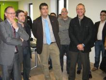 Inauguració La Borrassa Rural Lab