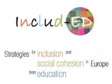 Logotip INCLUD-ED