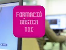 Formació bàsica en TIC a les Biblioteques de Barcelona