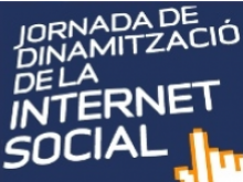 Logotip de la Jornada de dinamització de la Internet Social