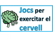 Jocs per exercitar el cervell