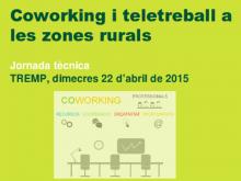 Coworking i teletreball a les zones rurals