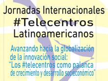 Jornada internacional de telecentres llatinoamericans
