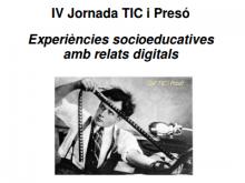 IV Jornada TIC i presó