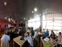 Jornades de Periodisme de Dades i Open Data. Font: CCCB