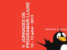 V Jornades de Programari Lliure al Berguedà