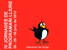 Portada Jornades Programari Lliure al Berguedà 2012
