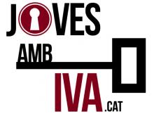 Logotip de Joves amb IVA