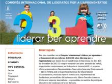 Congrés Internacional Liderar per aprendre