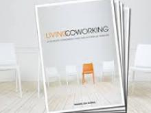 """Portada del llibre """"Living coworking"""" de Manuel Zea"""