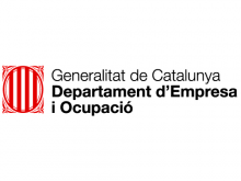 Logotip del Departament d'Empresa i Ocupació