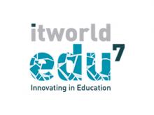 Logotip ITworldEdu 2015