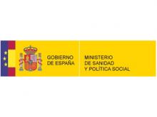Logotip del Ministeri de Sanitat i Política Social