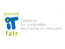 Logotip Procure IT fair