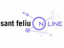 Logotip Sant Feliu OnLine
