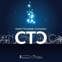 Logo del Centre Tecnològic Comunitari de Masquefa
